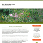 A&M Garden Club image